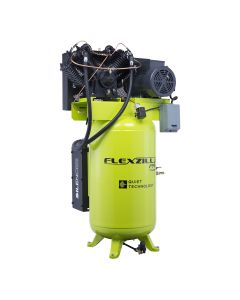 Flexzilla Pro Air Compressor with Silencer, 7.5 HP, 1-Phase, 2-Stage