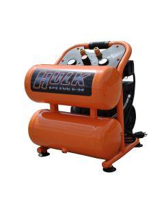 Hulk 1.5hp 4 Gal. Silent Air Prtbl Compressor