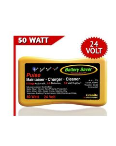 Save A Battery Charger and Maintainer, 24 Volt, with Auto-Pulse, Extends Battery Life