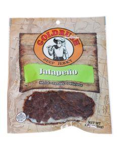 GOLDRUSH Jalapeno 2.85 oz. Goldrush Beef Jerky