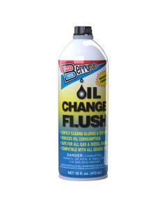 12PK Oil Change Flush - 16 fl. Oz. Pour Can