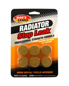 Radiator Stop Leak Tablets 60