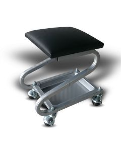 PROFESSIONAL SHOP SEAT WITH PARTS TRAY