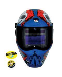 RFP Helmet 40VizI4 Series Captain Jack