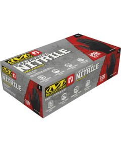 HD Black Nitrile Gloves 5mil, X-Large (100 pack)