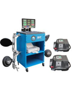 Atlas Edge Stealth 701-3D Alignment Machine With IC3D TowerFree Technology