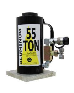 55 Ton Air Hydraulic Aluminum Jack