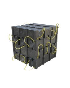 12 Piece Super Stacker Cribbing Set (15230)