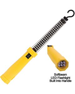 Dual Function Rechargeable Flood/Flaslite-60LEDs