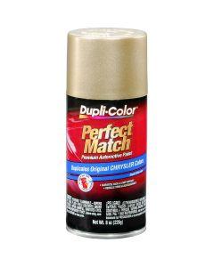 Perfect Match Automotive Paint, Chrysler Champagne Pearl, 8 oz Aerosol Can