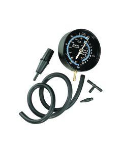 Vacuum and Fuel Pressure Tester Kit
