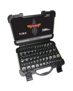 VIM Tools 77-Piece Elite Series Master Torx Set
