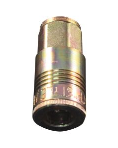 "3/8"" NPT Female P-Style Coupler"
