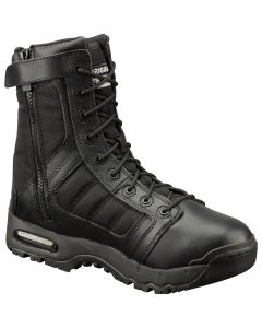 Original S.W.A.T. Air 9 in. Side-Zip Tactical Boots, Black, Size 14.0