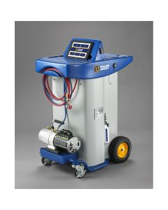 Automatic R1234YF w/ Android Tablet and Int. Inden. / Yellow Jacket Refrigerant Management System