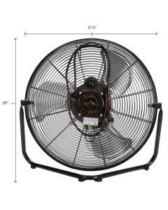 High Velocity Floor Fan, 20 in.