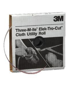 """UTILITY ROLLS CLOTH THREEMITE 1""""X50 YARDS 320 1/B"""