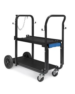 Miller Heavy-Duty Welder Cart & Cylinder Rack