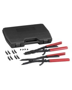 Heavy Duty Snap Ring Pliers Set