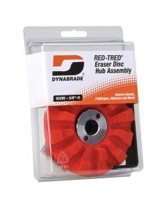Dynabrade Red-Tred Eraser Disc Hub Assembly