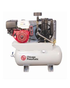 13 HP 2 Stage Gas Driven Horizontal Reciprocating Compressor