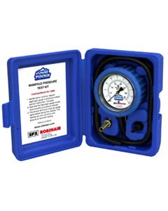 Gas Manifold Pressure Test Kit
