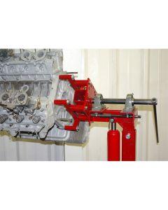 Auto Engine Stand Attachment for Auto Rotisserie