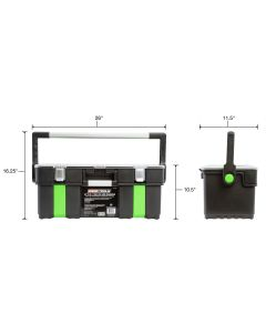 OEMTOOLS 24 in. Tool Box and Organizer