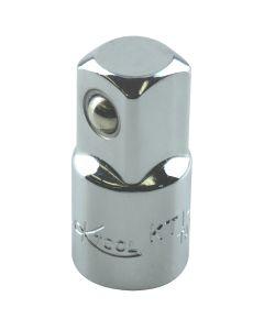 3/8 in. Female to 1/2 in. Male Socket Adapter, Each
