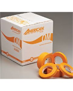 48mm x 54.8m (2IN) Orange Masking Tape