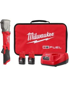 """M12 FUEL 3/8"""" Right Angle Impact Wrench Kit"""