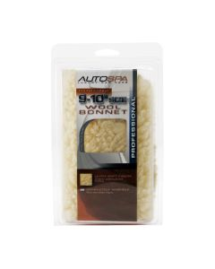 AutoSpa Acrylic Soft Polishing Wool Bonnet