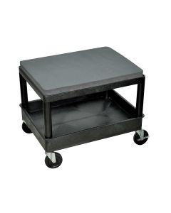 Luxor Mobile Mechanic's Seat- 2 Shelf