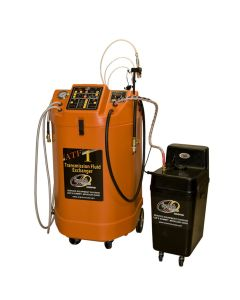 Multi-Fluid Transmission Fluid Exchanger