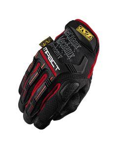 XL Mpact Glove D30 HI IMP BLK/RED