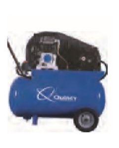 Quincy SS 2-HP 20 Gallon Single-Stage Air Compressor (115V-1-Phase)  Horizontal Portable