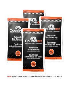 Pack of 4 - 6oz Counteract Balancing Bead bags.