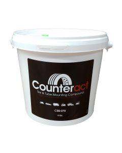 Counteract 8lb Euro Paste Tire & Tube Mounting Compound