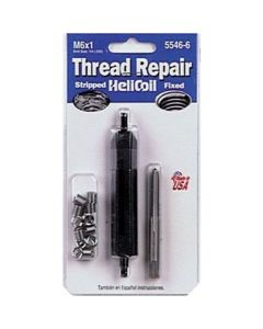 Thread Repair Kit M6 x 1in.