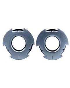 """Wire Wheel Metal Arbor Adapter, 2"""" to 1"""""""