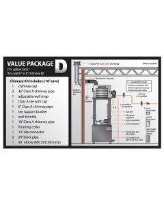 MXD-300 Ductable Heater Pack D