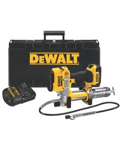 DeWalt 20V MAX Cordless Li-Ion Grease Gun Kit