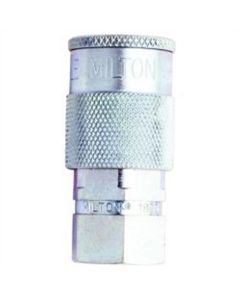 H-Style 3/8 in. Female Basic Size Industrial Interchange Series Air Coupler