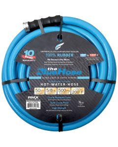 """BluBird AG-Lite Rubber Water Rubber Garden Hose (5/8"""" x 50')"""