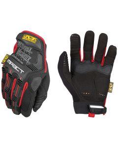 LRG Mpact Glove D30 HI IMP BLK/RED