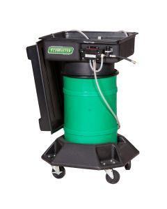 EcoMaster 1435 Portable Heated Brake Washer, 15 Gallon Drum