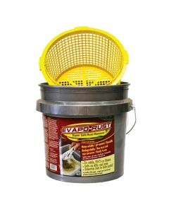 EVAPO-RUST Rust Remover with Bucket and Strainer, 3.5 Gallon