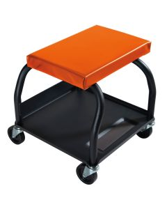 Flame Resistant Weld Seat Creeper Stool