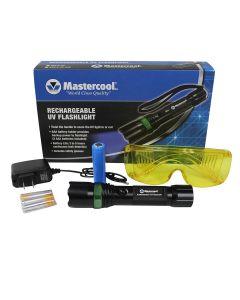 Recharge  True UV flashlight