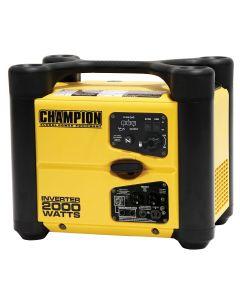 Champion Power Equip. 2000 Watt Gas Powered Inverter Generator